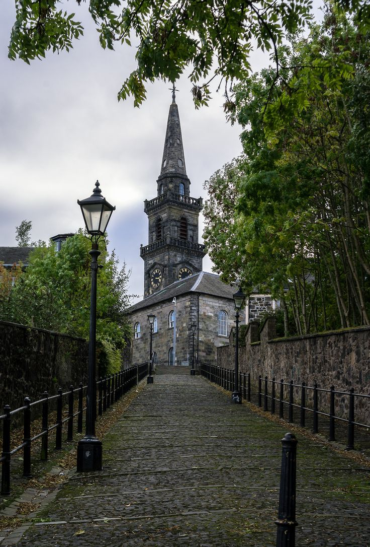 Paisley, Scotland [maybe a chance of actually living here yay]