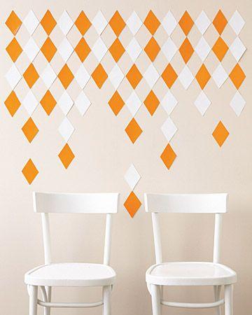 From Martha Stewart DIY Weddings  Photobooth Idea