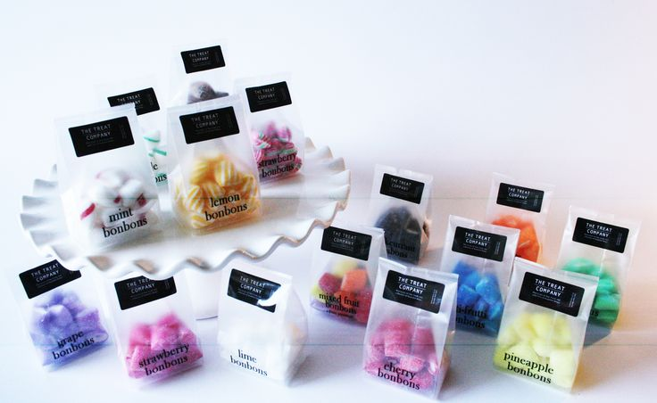 Bonbons frosted & insert 60g