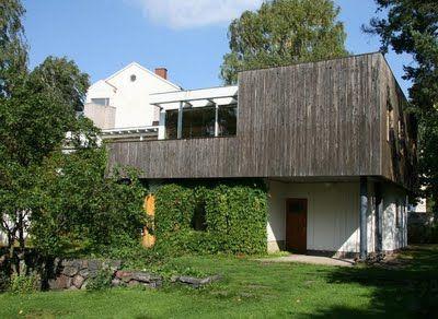 Alvar Aalto Museum, Jyväskylä, Finland