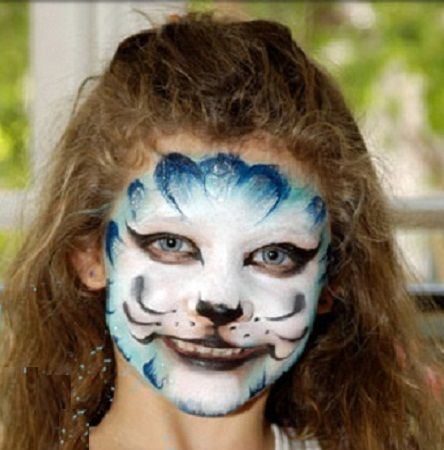 85 best caritas pintadas images on pinterest | face paintings