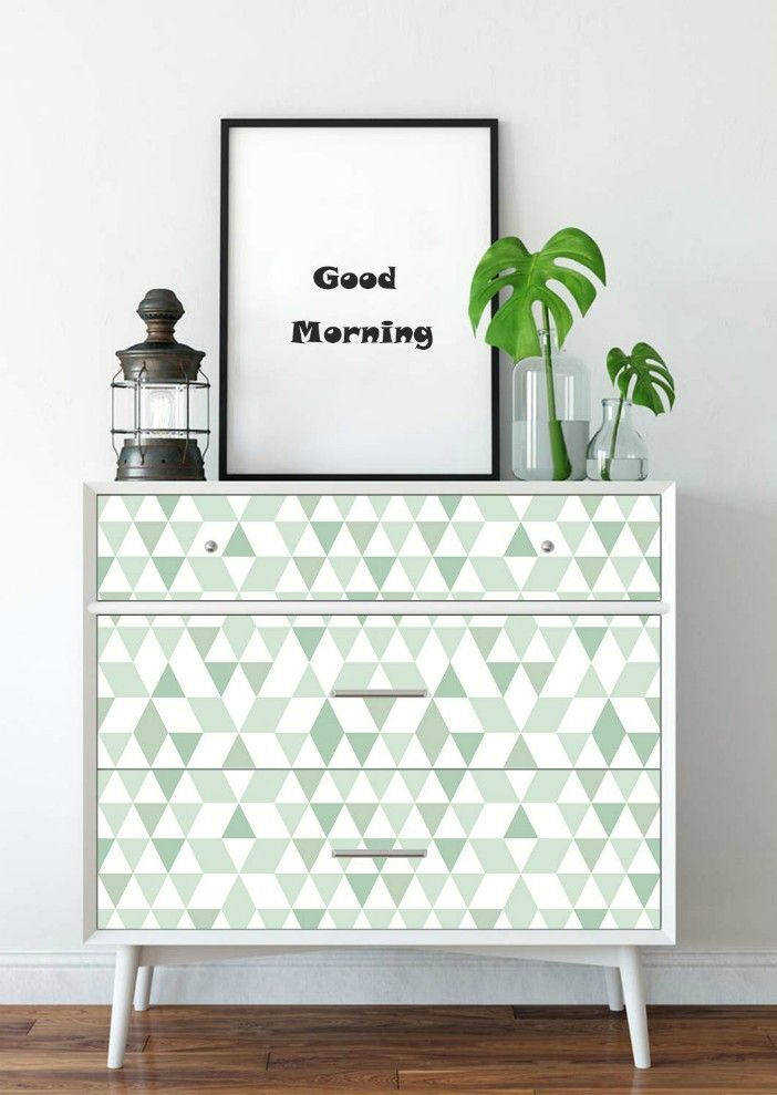16 Creative Ways To Use Peel And Stick Wallpaper Living In A Shoebox Peel And Stick Wallpaper Furniture Details Design Removable Wallpaper