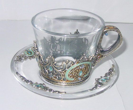 Unique Tea Cups | tea cup/coffee cup/glass mug China (Mainland) Mugs