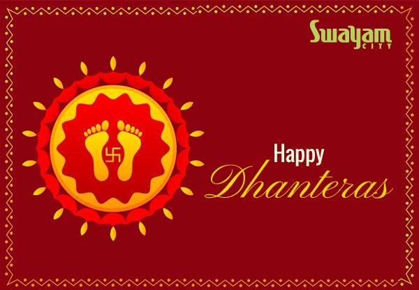 Happy Dhanteras to all of you. #Dhanteras