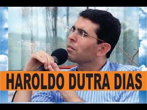 Haroldo Dutra Dias - A Evolução Do Planeta Terra e Do Ser Humano, Lei Divina! - YouTube