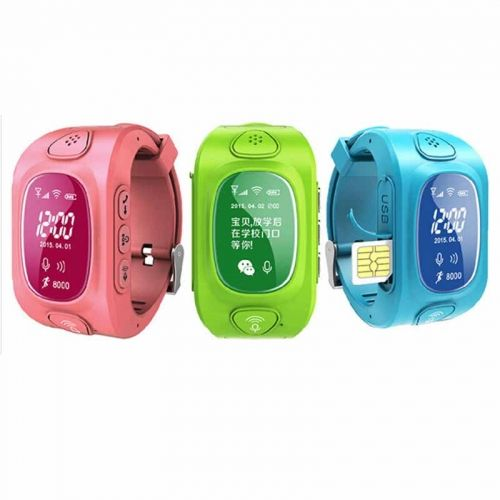 New Smart Watch Y3 0.96Inch Screen Support GPS wifi Tracking Remote Monitoring SOS Alarm for Children Smart Watch Phone