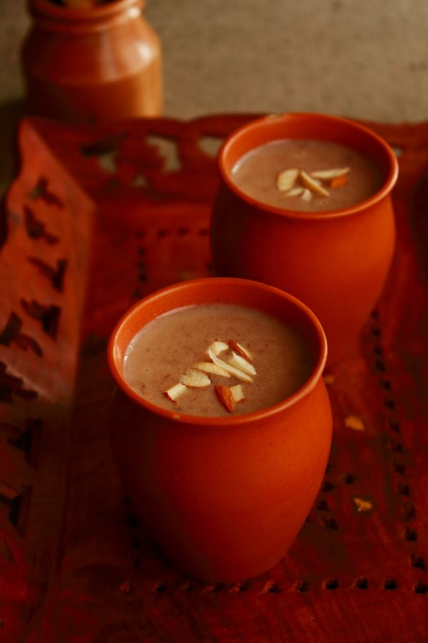 ragi malt or ragi porridge is a tasty, healthy and filling breakfast drink. It is a very popular drink in South India. ragi malt can be served to all people
