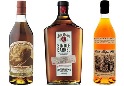 Gayot's top 10 Bourbon whiskeys