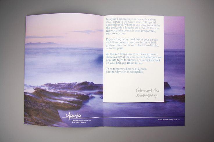 THERE design - property brochure