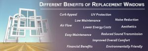 Benefits of Best Replacement Windows, Good Discount on Replacement Windows, Best Replacement Windows