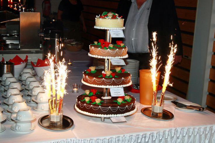 Hochzeitstorte in Celle