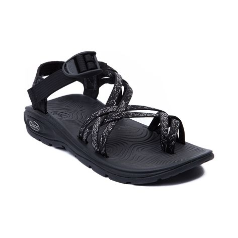 Shop for Womens Chaco ZVolv X2 Sandal in Black at Journeys Shoes.