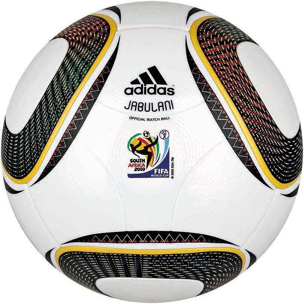 jabulani used for world cup 2010