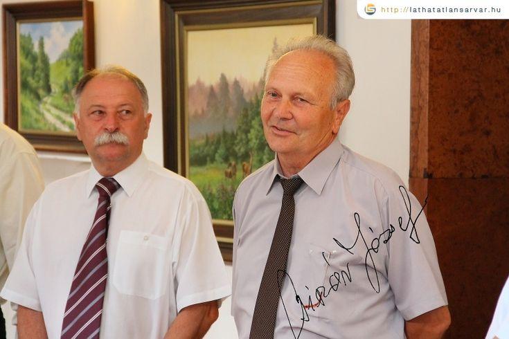 Csiszár József természetfestő, vadászfestő kiállítása a Nádasdy ...