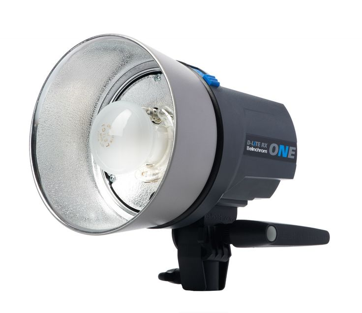 The D-Lite RX One is a simple, easy-to-use unit for anyone who wish to get started with flash photography.