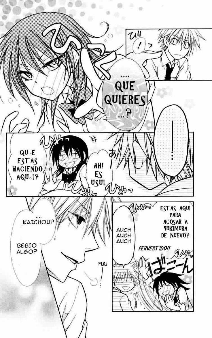 Manga: Kaichou wa maid-sama