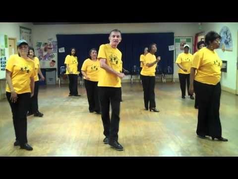 Jill break dances with grunts - 1 6