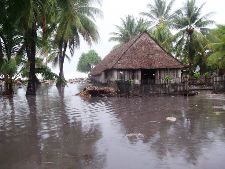 U.N. Fears 'The Worst' As Typhoon Batters Pacific Island Nation Of ...
