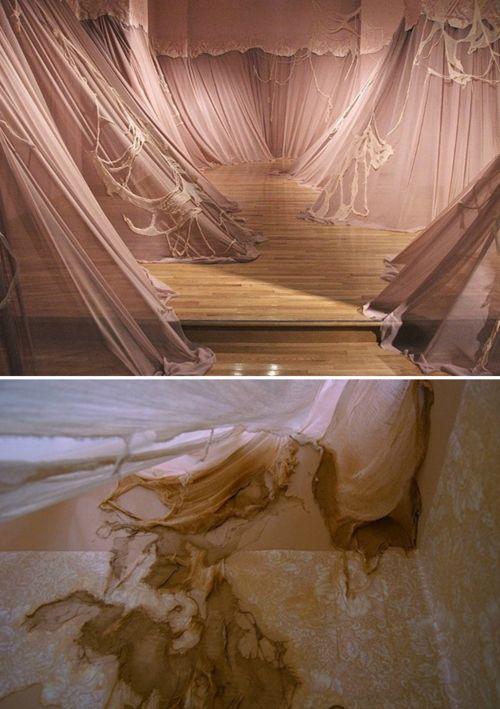 fabric installation - carlie trosclair