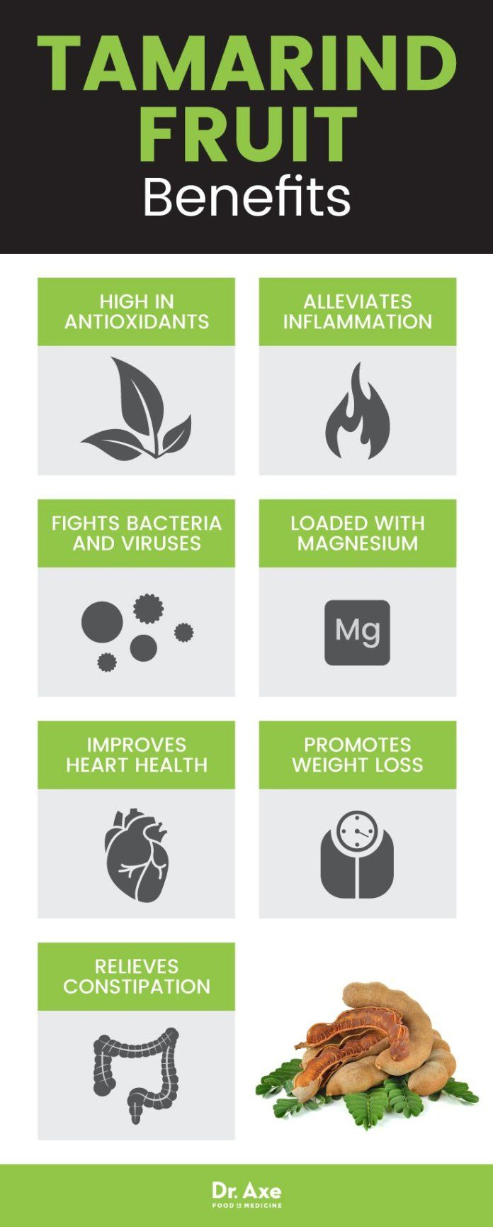 Tamarind Fruit Benefits Dr Axe Fruit Benefits Tamarind Fruit Tamarind