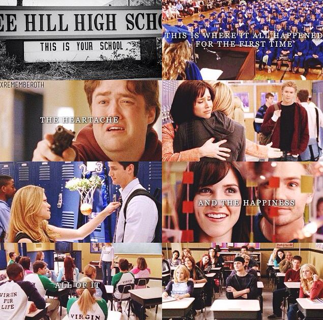 Tree Hill High School.
