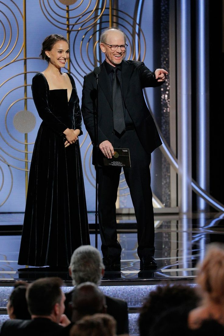 See Natalie Portman Zing the Golden Globes for Nominating Only Male Directors