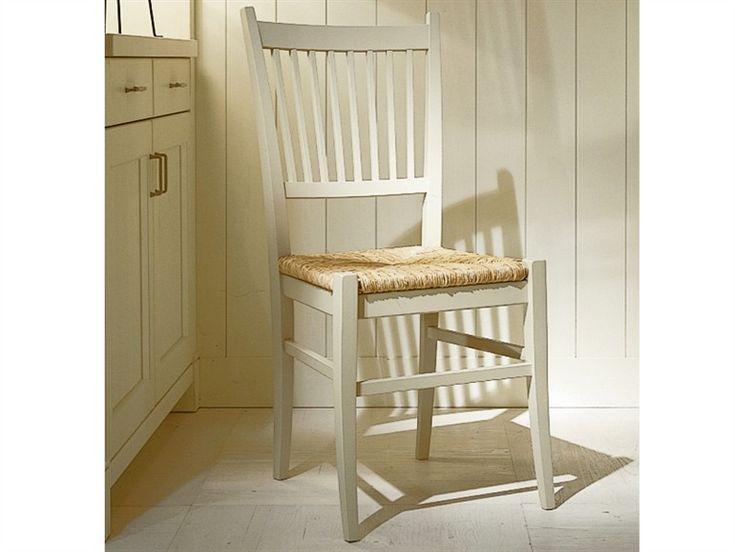 Cadeira de madeira maciça PROVENZA Coleção English Mood by Minacciolo