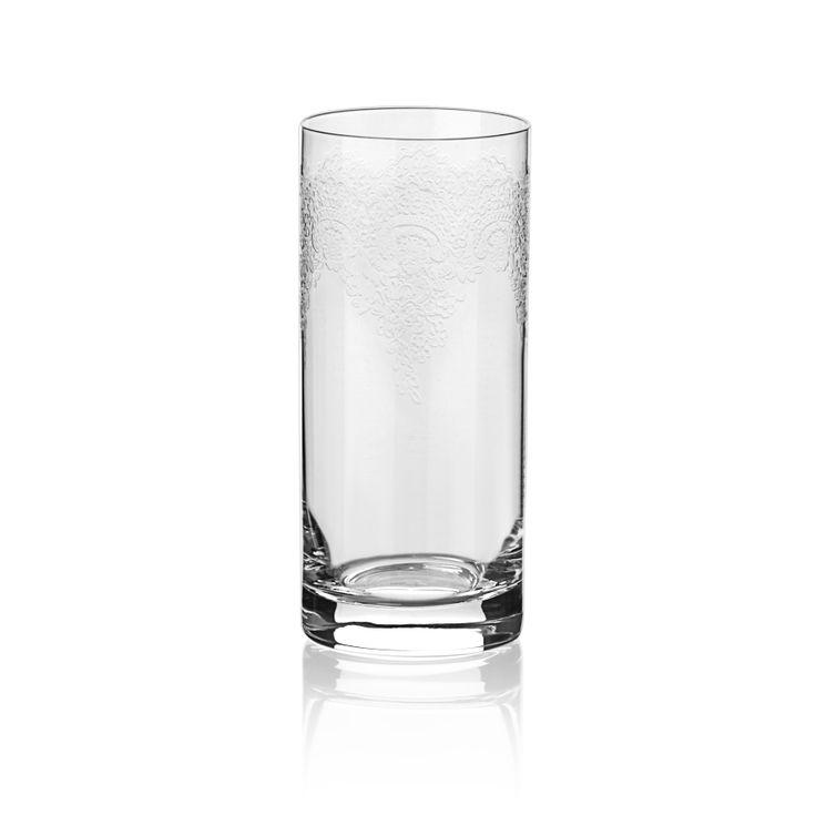 Grace Su Bardağı / Drinking Glass #bernardo #tabledesign #glass