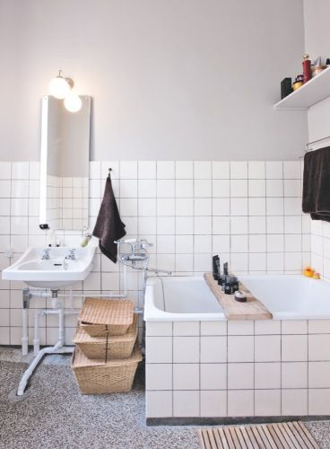 Simple bathroom style - Bolig Magasinet