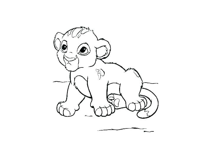 Scar Coloring Page Baby Lion Coloring Pages King Of Mountain Lions Free Online Scar Page Colour Simba And Scar Coloring Pages Bilder