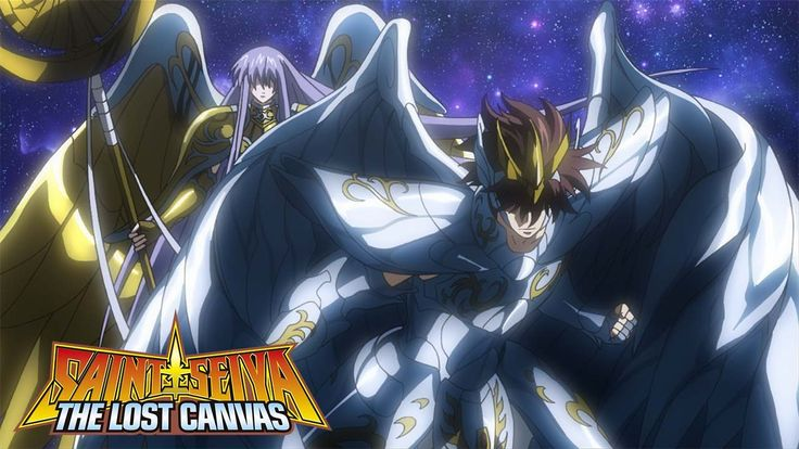 Saint Seiya: The Lost Canvas - Au-delà du rêve  - Episode 21