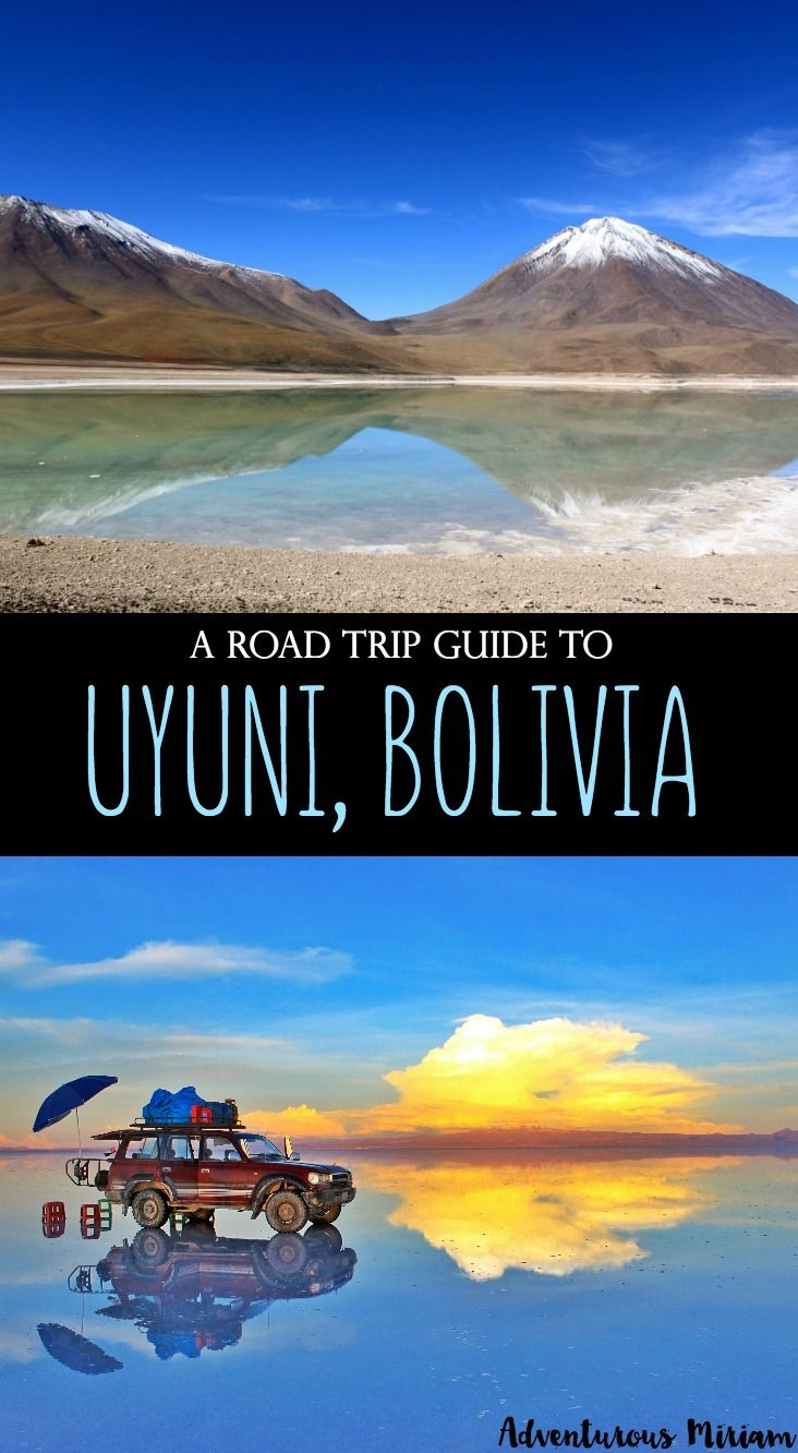 Are you going to Uyuni, Bolivia? You'll find thousand kilometers of raw, untouched nature, weird formations that resembled faces and giant cauliflower and space rocks with nature as the creator – all set against dazzling blue skies. It's nothing short of magnificent.