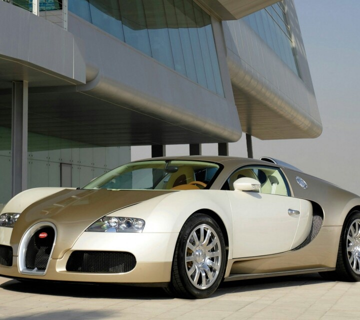 2014 Bugatti Veyron Gold Most Expensive New Production Car In The World  Even More Expensive With The Miniaturization And You Are Completely Out Of  24 Karat ...