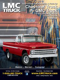 1960-1966 Chevrolet and GMC Truck Truck Parts > LMC Truck > Pick Up Truck Parts