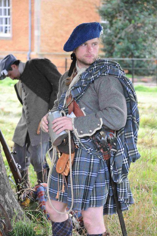 Battle of Prestonpans Re-enactment 2007 Images