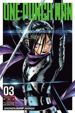 One-Punch Man, Vol. 3 - One & Yusuke Murata  Nothing about Saitama passes the eyeball test when it comes to superheroes, from his lifeless expression to his bald head to his unimpressive physique. However, this average-looking guy has a not-so-average problem—he just can't seem to find an opponent strong enough to take on! For three years, Saitama has defeated countless monsters, but no one knows about him… That's because he isn't in the Hero Association's registry!