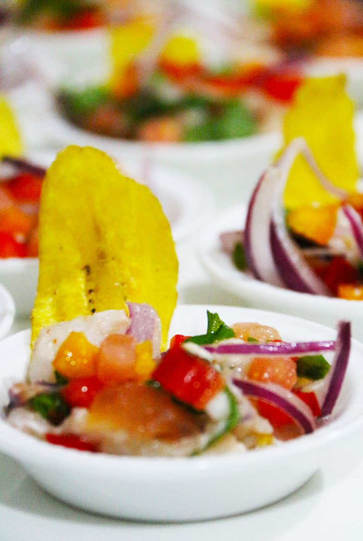 Receta de Ceviche de Reineta | CherryTomate