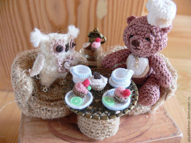 TinyCrochetedFriends – 19 unique products from € 28.0 on DaWanda
