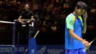 K. Srikanth vs Viktor Axelsen | MS F Match 2 - Swiss Open 2015 - YouTube