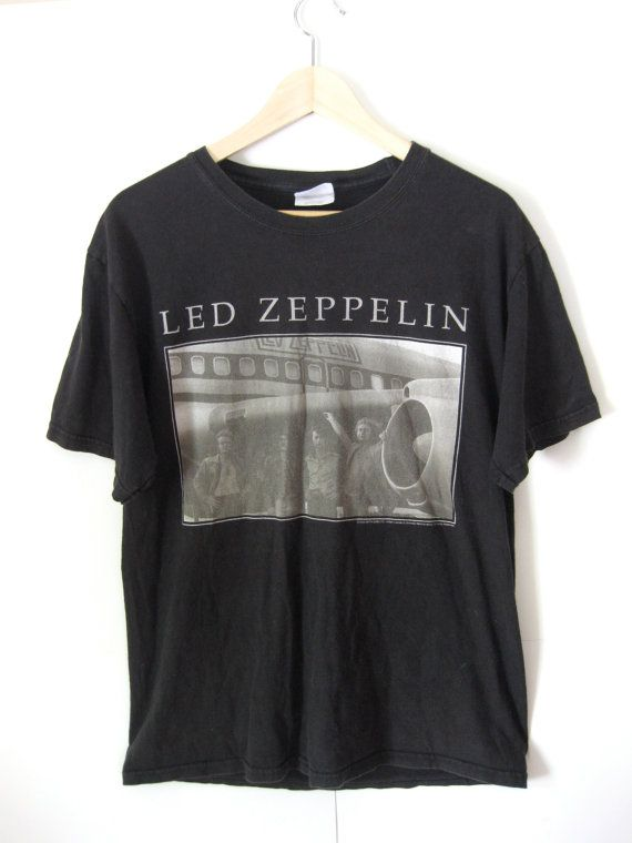 Led Zeppelin Band T Shirt