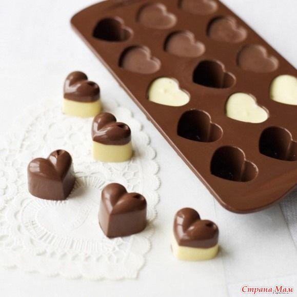 Шоколад домашний без консервантов