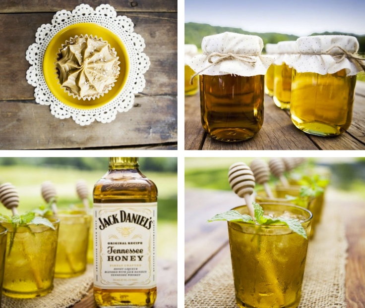 Jack Daniel's Tennessee Honey-I've never seen that before!