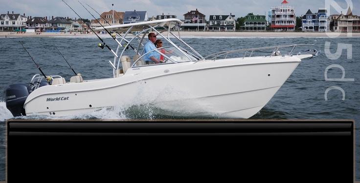 255DC | World Cat | Offshore Power Catamarans | World Cat ...