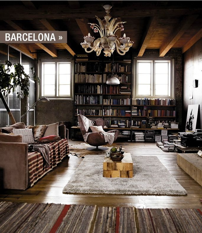Collection Inspired by Barcelona // Esprit Winter Home Collections 2012 // Зимни колекции от Esprit Home | 79 Ideas
