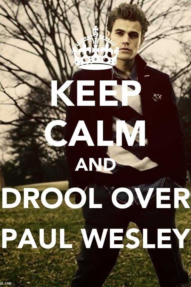 Paul Wesley - The Vampire Diaries