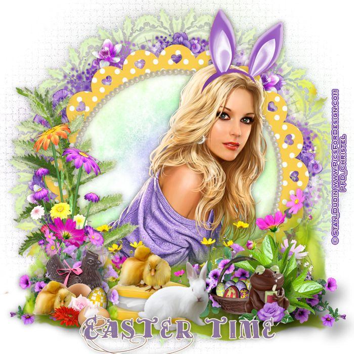 Chrisjes Psp Creatie's: EasterTime