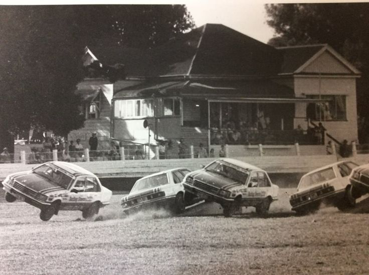 HOLDEN PRECISION DRIVING TEAM - I remember watching these guys in awe performing at the Toowoomba Show