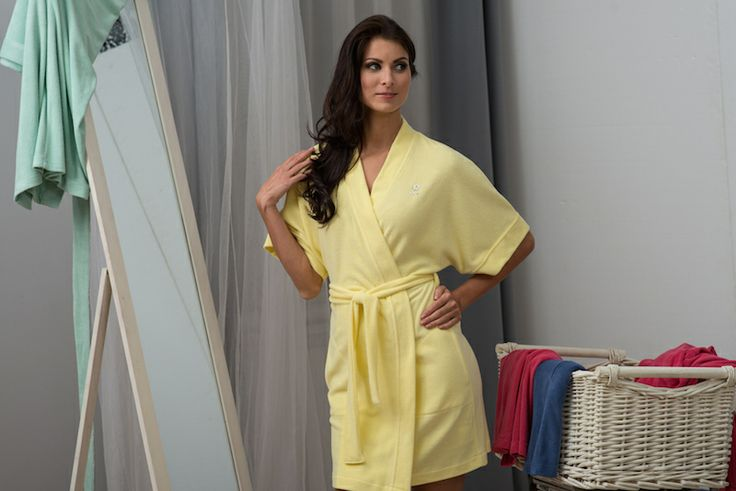 Belmanetti bathrobe woman collection Spring- Summer 2014   Item #5048