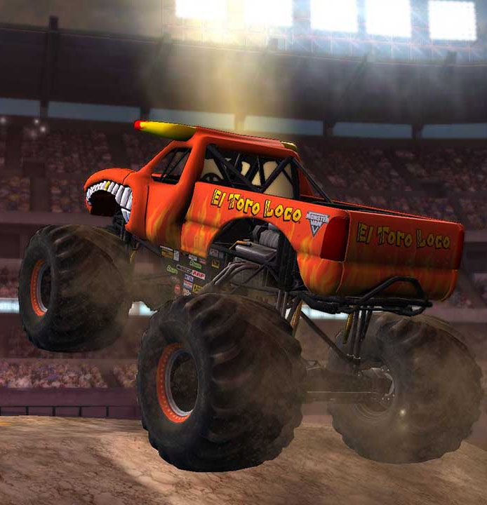 Get ready for some madcap monster truck fun with Monster Jam: Crush It!