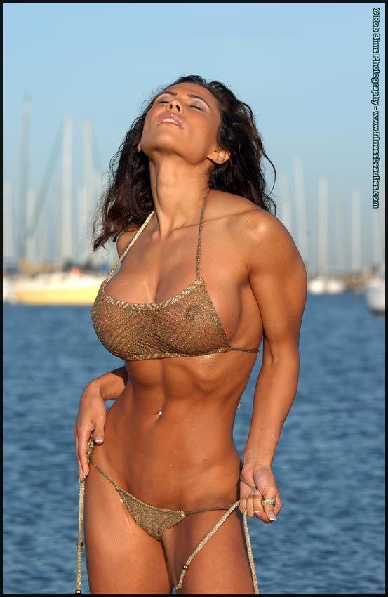 Rachel stevens bikini poster